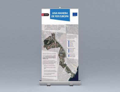 Suport a la Gestió de l'Estratègia de Desenvolupament Urbà, Sostenible i Integrat (EDUSI) Eix Besòs (Barcelona)