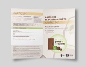Disseny i dinamització del procés participatiu previ a la implantació del Porta a Porta a Palau-Solità i Plegamans